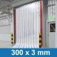 PVC Streifen Meterware