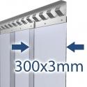 300x3mm