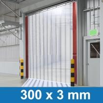 → Vorhang 300x3mm